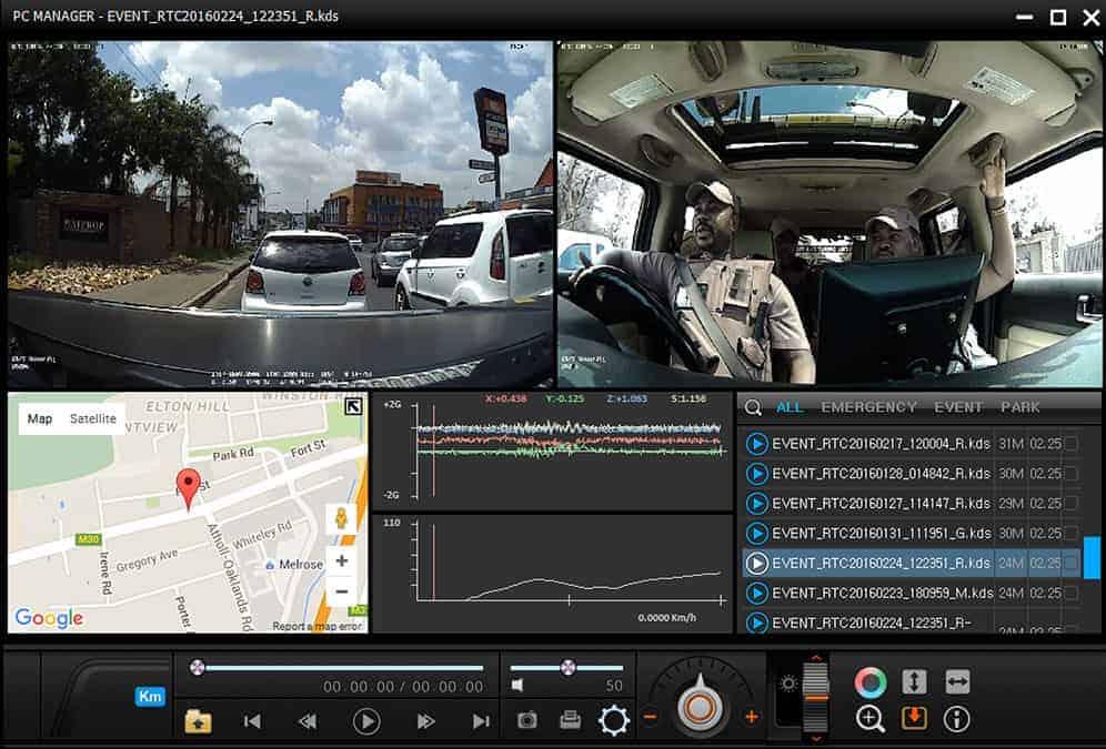 AutocamAir Air FMS Screenshot 3